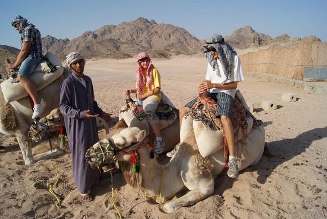 Верблюжий заезд
