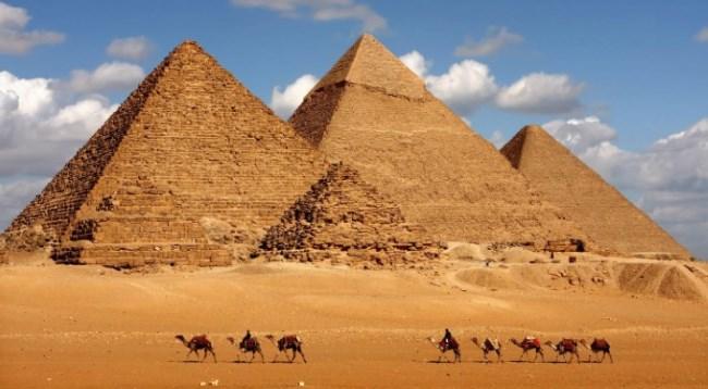 Пески у пирамид