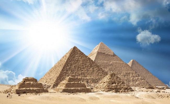 Песок и солнце