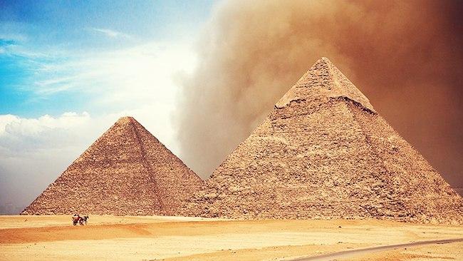 Ветер над пирамидами