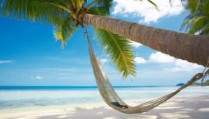 Наклоненная пальма