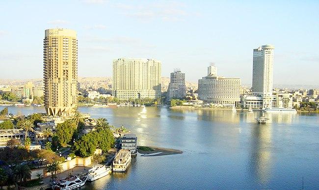 Небоскребы Каира