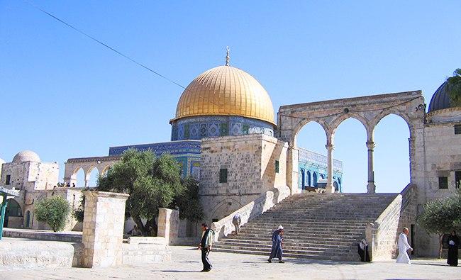 Купола Иерусалима