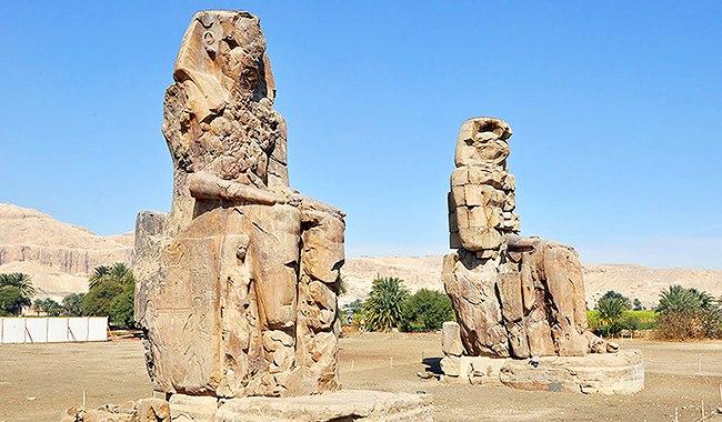 Древний монумент