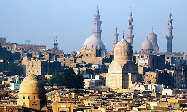 Башни Каира
