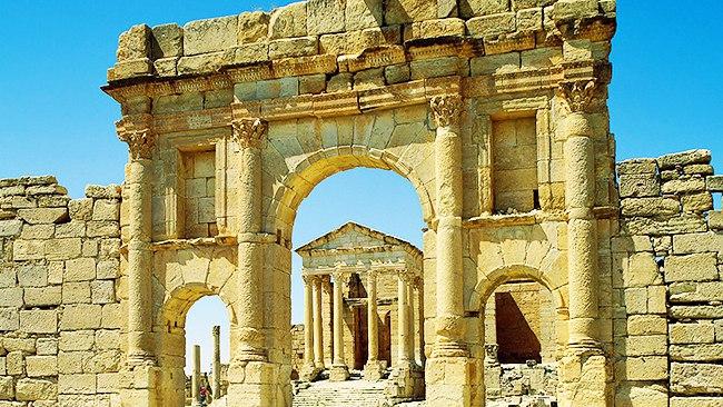 Арка в Александрии