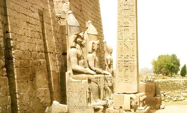 Реликвии Луксора