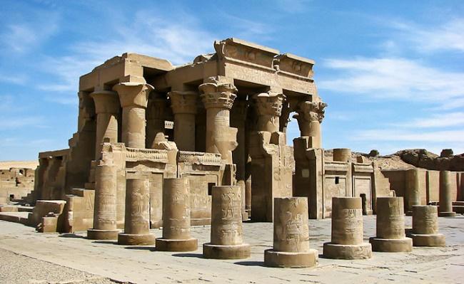 Усеченные колонны