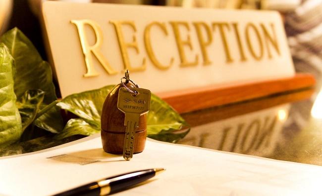 Регистрация в отеле