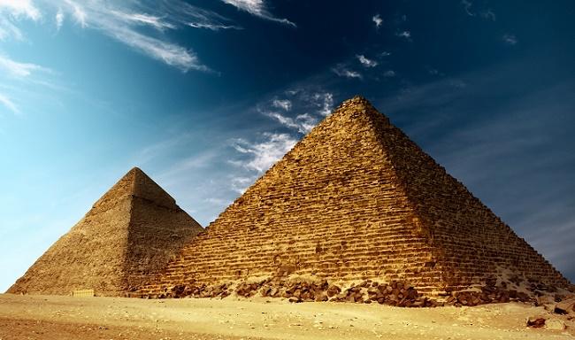 Древние пирамиды
