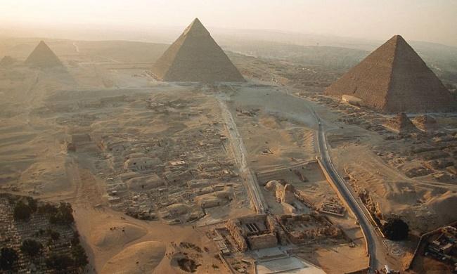 Комплекс пирамид