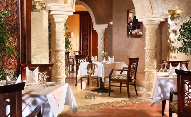 Ресторан для туристов