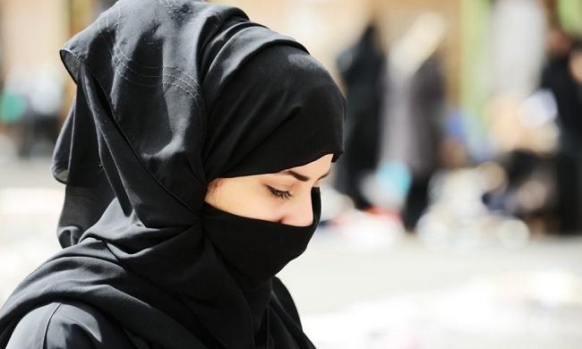 Черный хиджаб