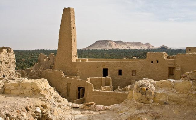 Останки крепости