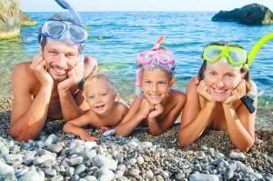 Отпуск всей семьей