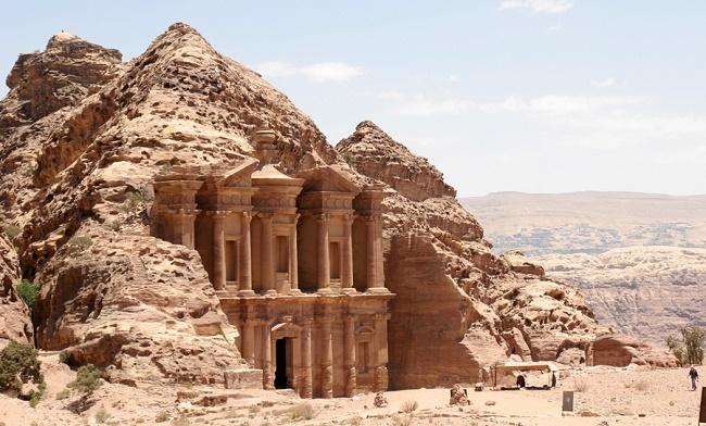 Древность Иордании