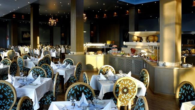 Ресторан Grand Plaza Rezort