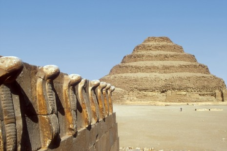Старейшая пирамида