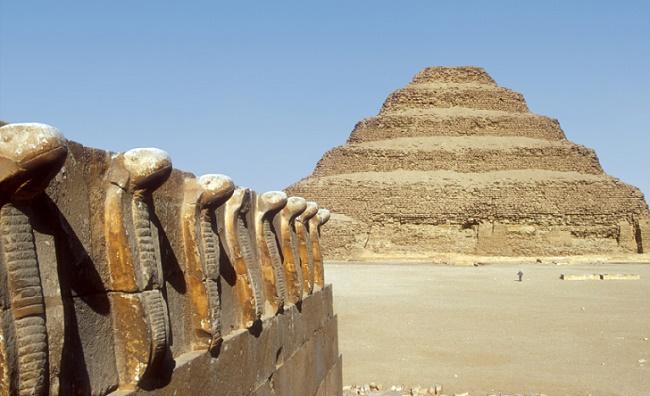 Самая древняя пирамида