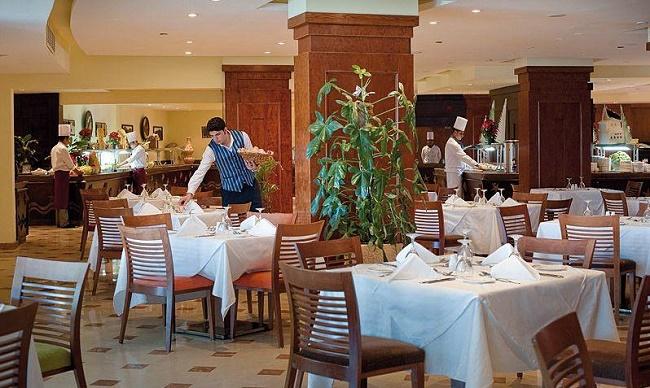 Обслуживание в ресторане