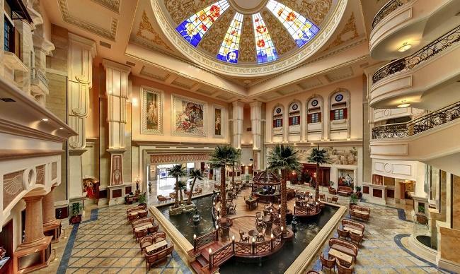 Гостиничный холл