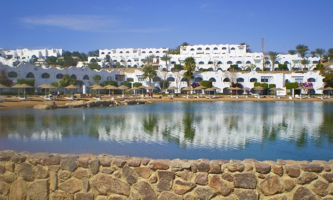 Отель Domina Coral Bay