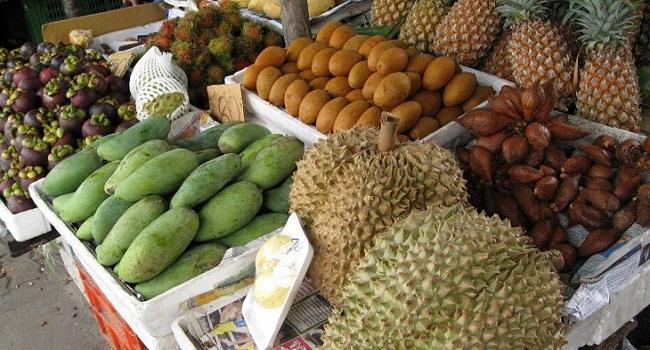 Египетские фрукты
