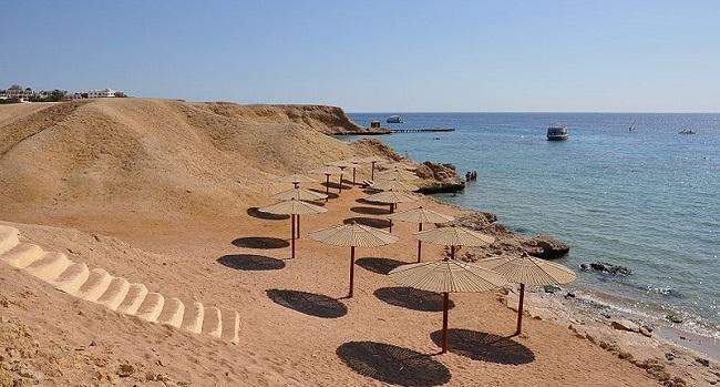 Пляж Наама-Бей